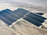 Крупнейшая в мире солнечная электростанция заработала в США