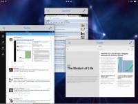 Хакеры взломали iOS 7, добавив планшету iPad многозадачность