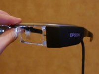 Epson подготовила собственные очки дополненной реальности