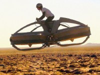 Открыт предзаказ на летающий мотоцикл Aero-X стоимостью $85 тысяч