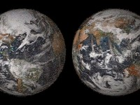 В NASA составили фотографию планеты из тысяч selfie пользователей