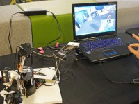 Разработана система жестового управления сапёрными роботами