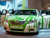 Nokia создала инвестиционный фонд для развития «умных» автомобилей