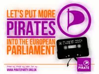 Пиратская партия опять идёт в Европарламент