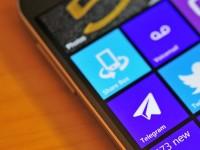 Дуров запустил мессенджер Telegram для устройств на Windows Phone