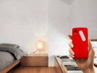 Электронная наклейка Dimple через NFC становится дополнительной кнопкой на смартфоне