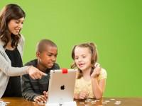 Игра для iPad учит детей играть за пределами экрана устройства