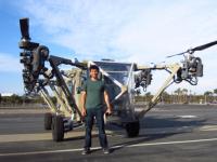 ВВС США начали испытания летающего грузовика-трансформера