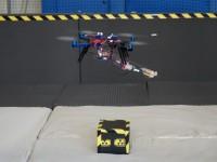 В Великобритании создали летающий 3D-принтер для ремонтных работ