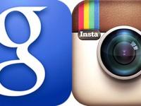 Google официально появилась в Instagram