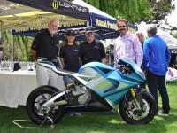 Летом в США стартуют продажи самого быстрого электромотоцикла