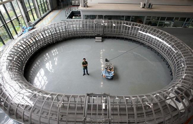 Вакуумный туннель для сверхбыстрого маглева