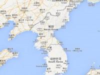 На картах Google появилась Северная Корея