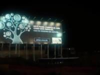 В Перу появились рекламные щиты, которые очищают воздух