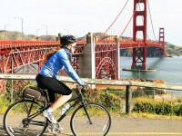 Велосипеды Сан-Франциско принудительно оснащают GPS-датчиками от воров