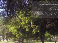 Представлена виртуальная клавиатура для очков Google Glass