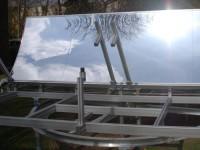 Немцы представили солнечную энергоустановку повышенной эффективности для домов