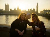 Лондон признали мировой столицей selfie-фотографий