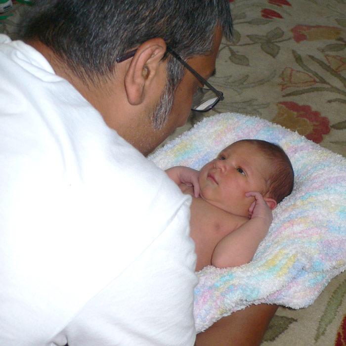 Младенец, чья ДНК была расшифрована ещё до его появления на свет
