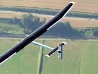 Самолёт на солнечных батареях совершил успешный тестовый полёт