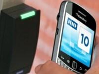BlackBerry начинает работать с мобильными NFC-платежами