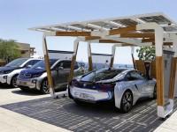 Tesla и BMW готовятся унифицировать зарядные станции для электромобилей