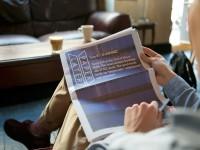Британцы предлагают распечатывать новости из Сети в виде газеты