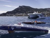 В Монако прошли соревнования яхт на солнечных батареях
