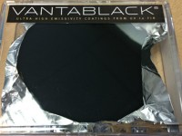 Британцы создали настолько чёрный материал, что человек неспособен его увидеть