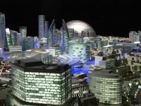 В ОАЭ строят город с собственным климат-контролем
