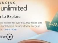 Amazon готовит к запуску сервис безлимитного проката книг