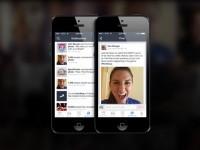 Facebook выпустила приложение для знаменитостей