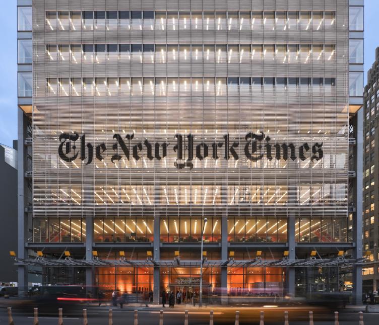 Нью-Йорк Таймс