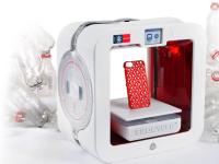 Создан 3D-принтер, использующий для печати пластиковые бутылки