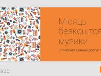 В Украину пришёл сервис Google Play Music