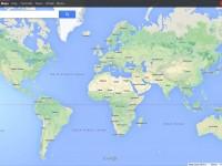 Маленькие тайны сервиса Google Maps