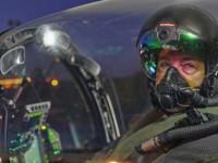 Американцы создали цифровой шлем для пилотов