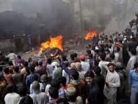В Пакистане начались погромы из-за записи в Facebook