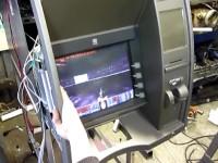 Хакеры поиграли в DOOM на банкомате