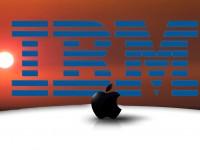 Apple и IBM будут сотрудничать в корпоративной сфере