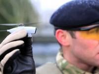 В США разрабатывают миниатюрного дрона для разведки