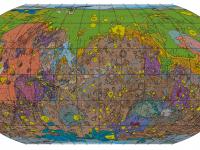 Представлена самая подробная карта Марса на сегодняшний день