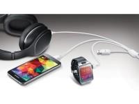Samsung создала зарядный кабель сразу на три устройства