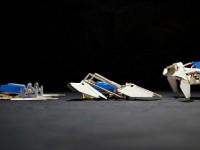 Американцы создали самосборного робота-оригами