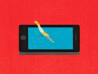 Смартфоны — будущее для журналистики