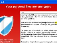 Появился сайт для расшифровки файлов, поражённых CryptoLocker