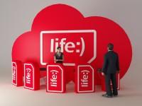 В оккупированном Крыму начались проблемы с оператором Life:)