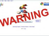 Google объявила войну нелегальным онлайн-аптекам