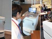 В Японии создали робот-принтер, который привозит распечатанные документы