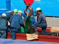 В Южной Корее создали экзоскелет для портовых рабочих